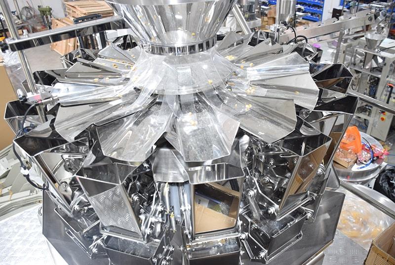 High Precision Multihead Weigher Granular Packing Machine