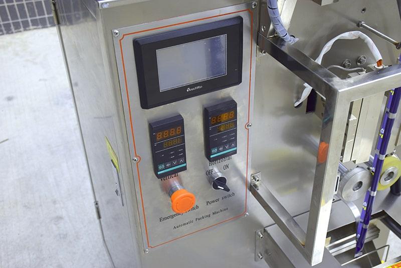 peanuts packaging machine
