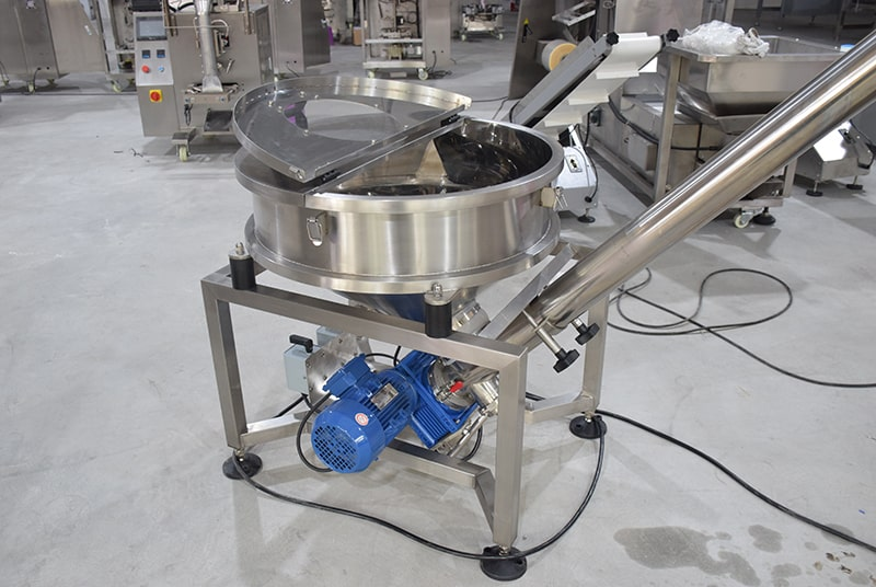 fruits powder packing machine