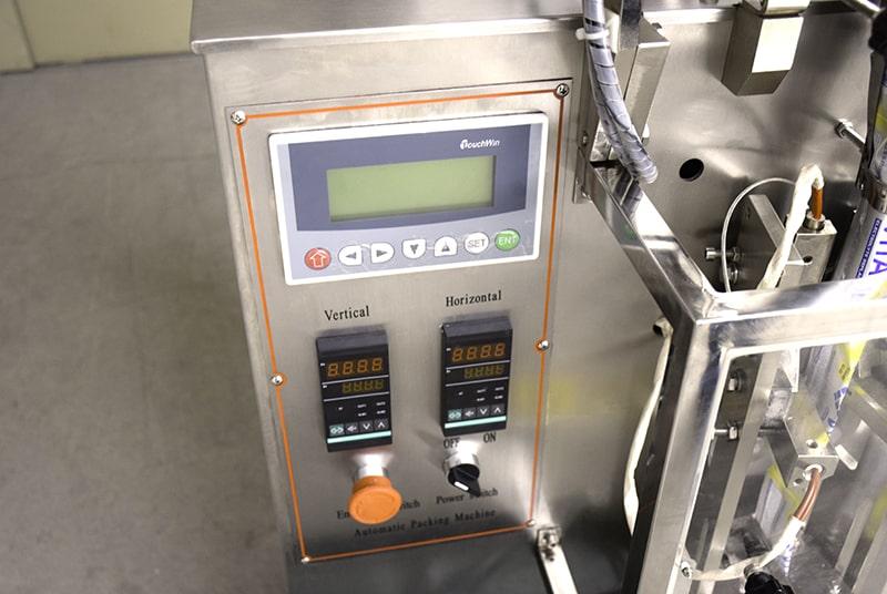 Max.50ml auto small sachet powder packing machine