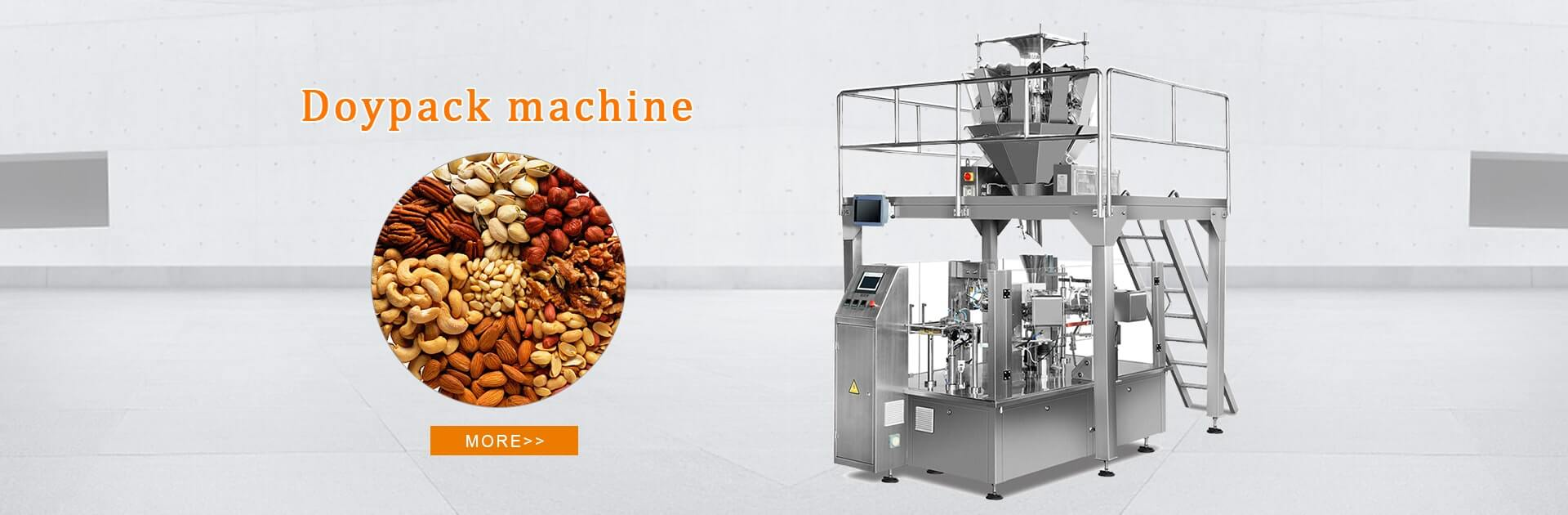 rotay packging machine