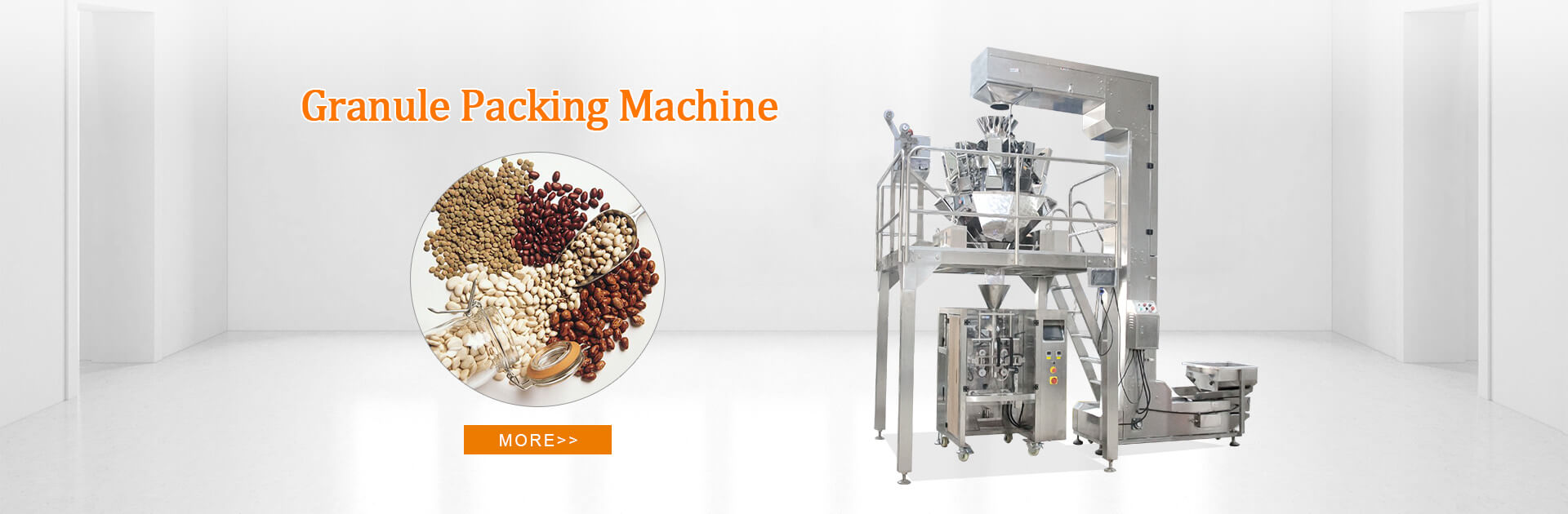grain packaging machine