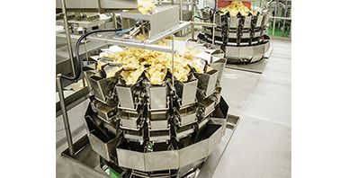 Potato Chip Packaging System