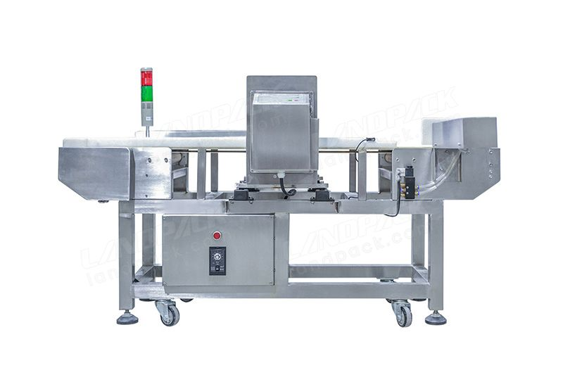 Food Metal Detector Machine High Sensitivity Detection