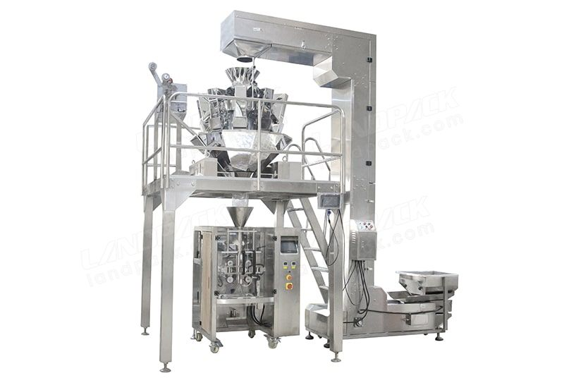 Multihead Weigher Granule Packing Machine LD-420A/LD-520A