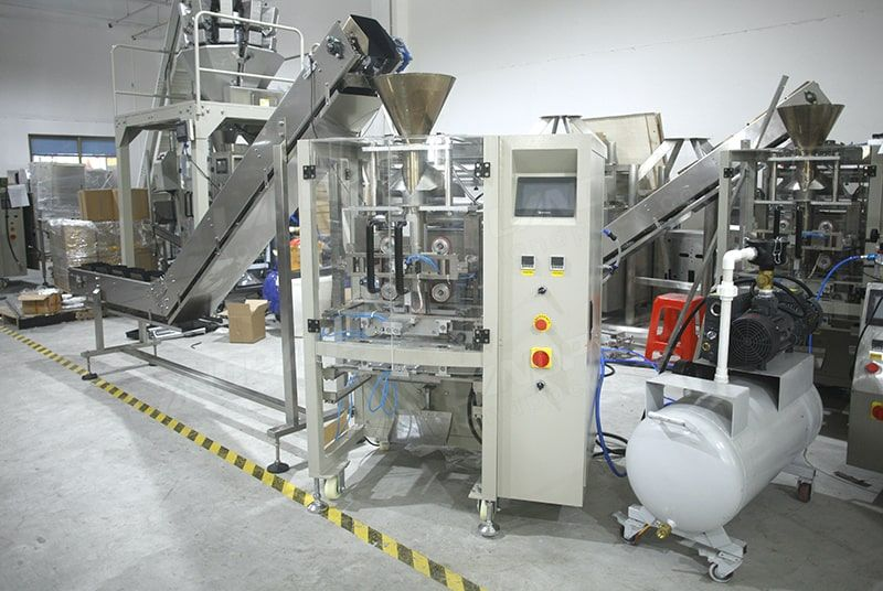 fruit packing machine
