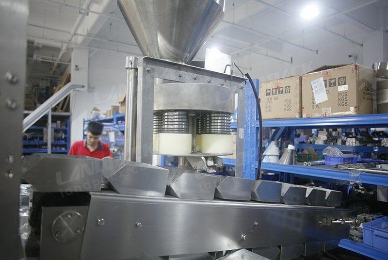 Granular Packing machine