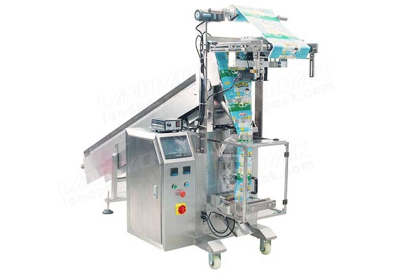 Semi-automatic Packing Machine With Chain-type Batchers LD-320B