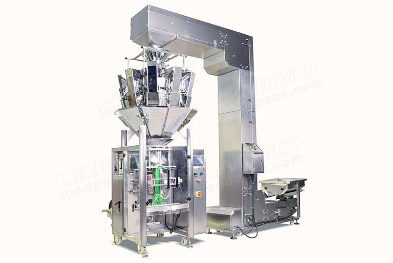 Multihead Weigher Granule Weighing and Packing Machine LD-420Y