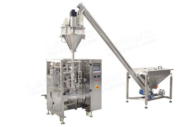 50g~5kg Automatic Powder Packing Machine LD-420D/520D/720D