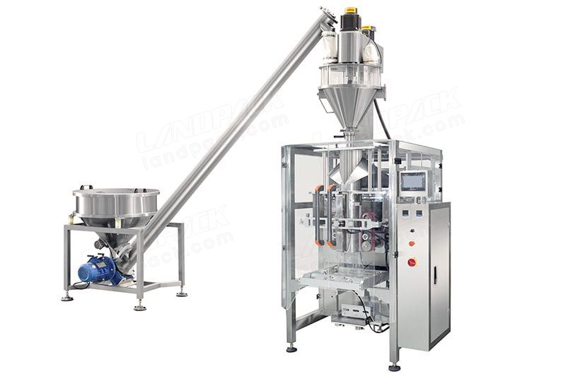 10-5000g Fully auto  VFFS powder pouch packing machine LD-720D
