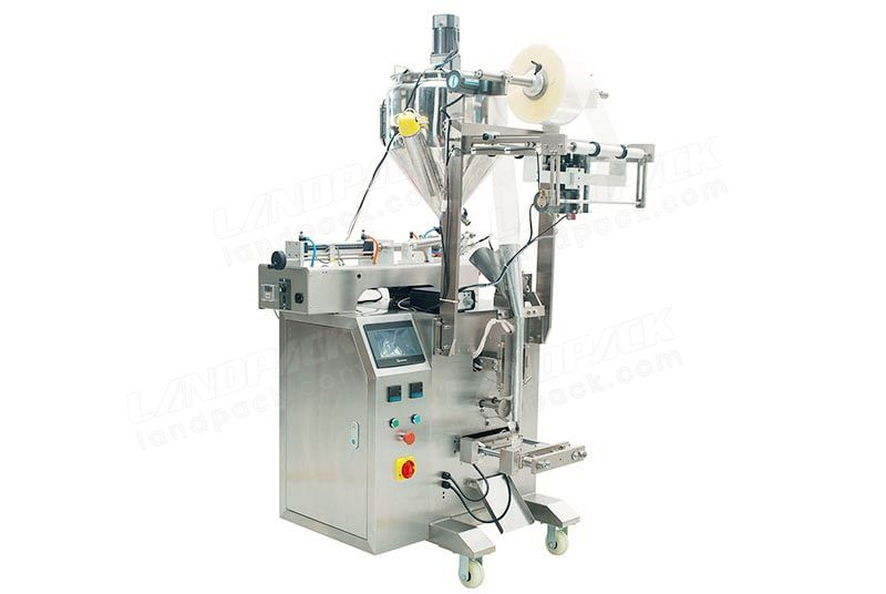 Automatic 50-500ml Sachet Liquid Filling Machine
