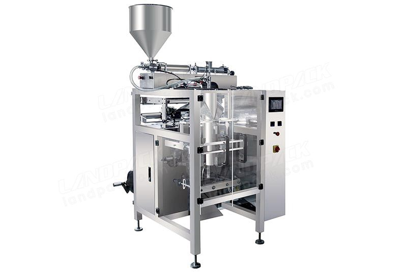 150-2000ml liquid pouch packaging machine LD-420L/ LD-520L