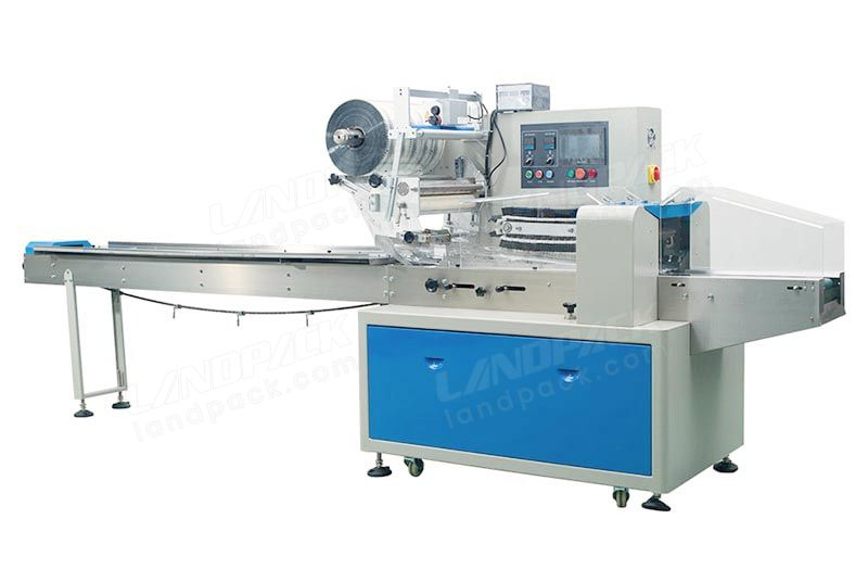 Horizontal Flow Wrap Packaging Machine LP-350/400/450/600/700