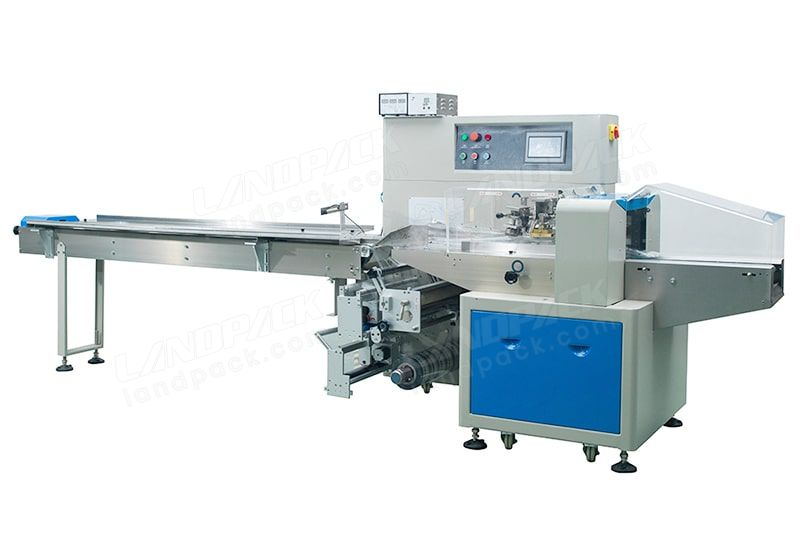 Vegtable and Friuts Horizontal Flow Wrap Pillow Machine (HFFS)