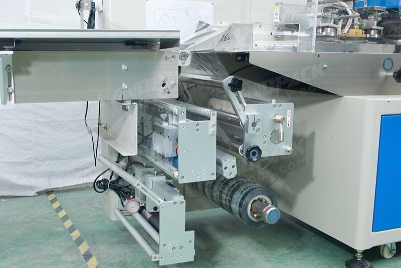 Horizontal Wrap Machine