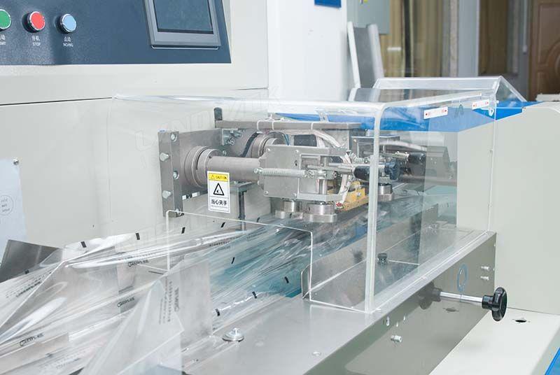 Horizontal Flow pack Machine