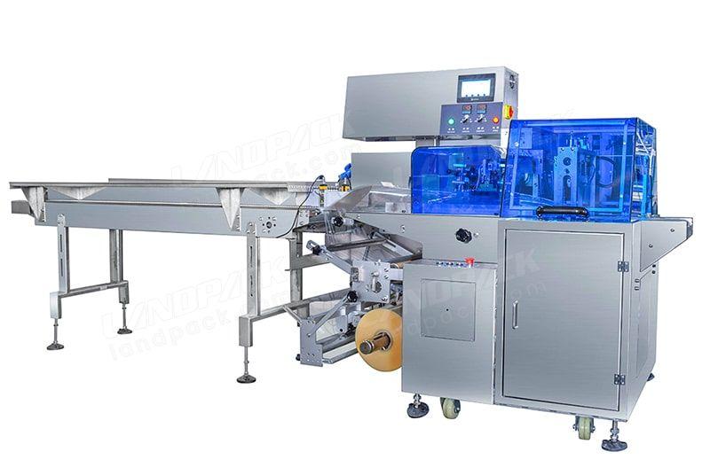 Automatic horizontal packaging machine