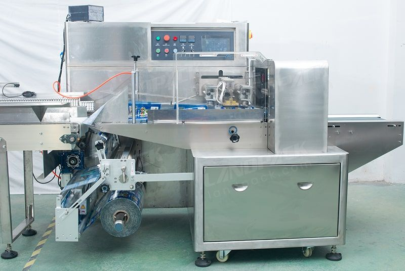 Horizontal flow pack machine LP-450X/ LP-600X/ LP-700X