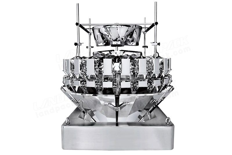 24 Heads Mixed of four products weigher 0.5L