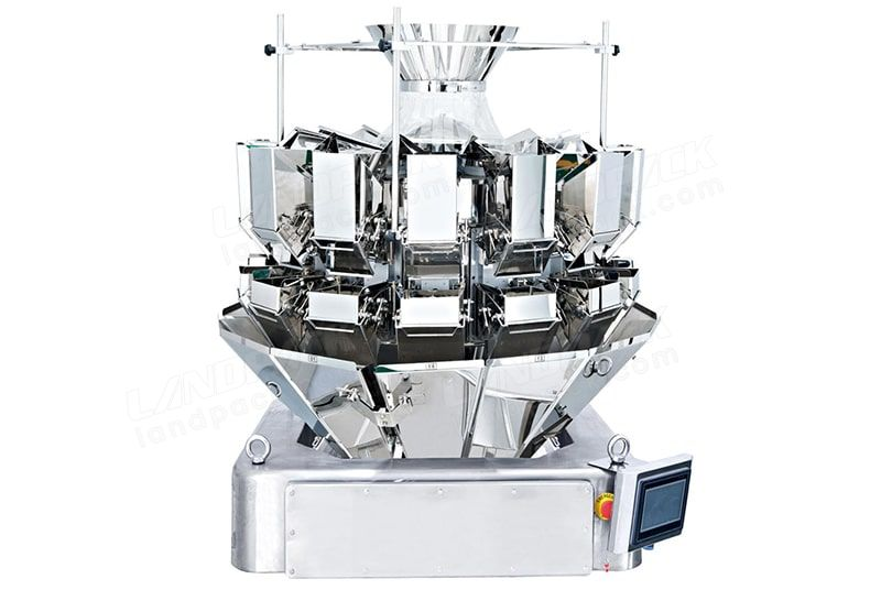 14 Heads Standard Multihead Weigher 1.6L/2.5L
