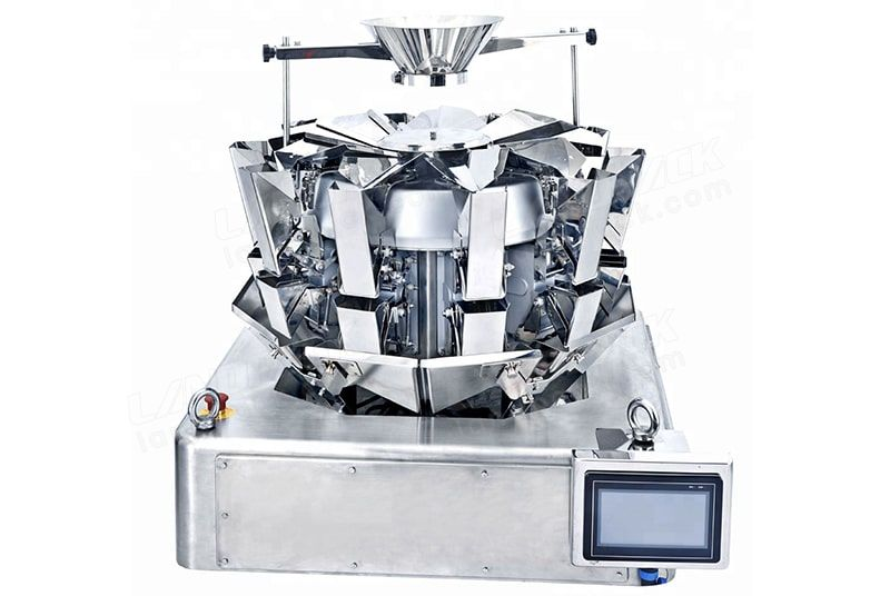 (Super high precision) 10 Heads Super Mini Weigher0.3L