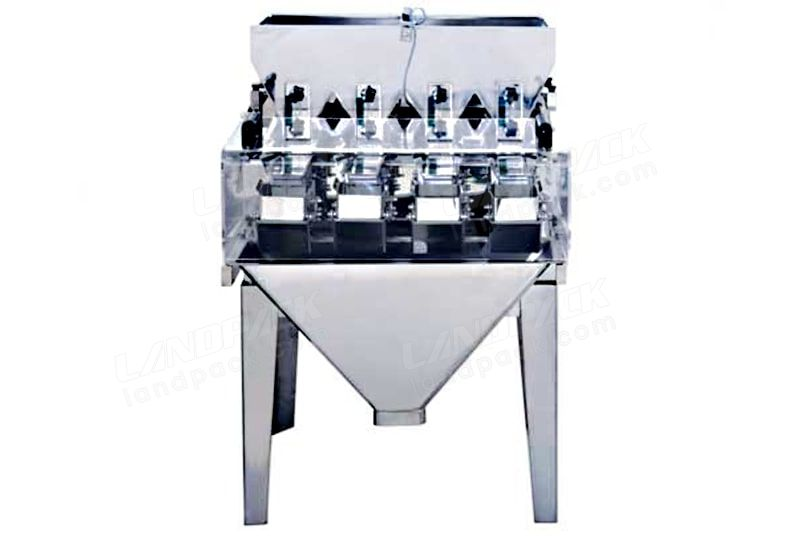 2G 4 Heads Miniature Modular Linear Weigher 0.5L