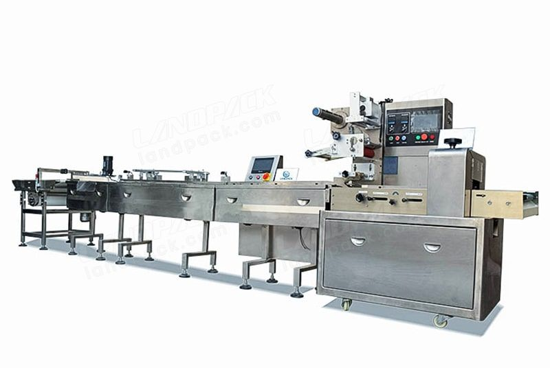 automatic bread packaging machine