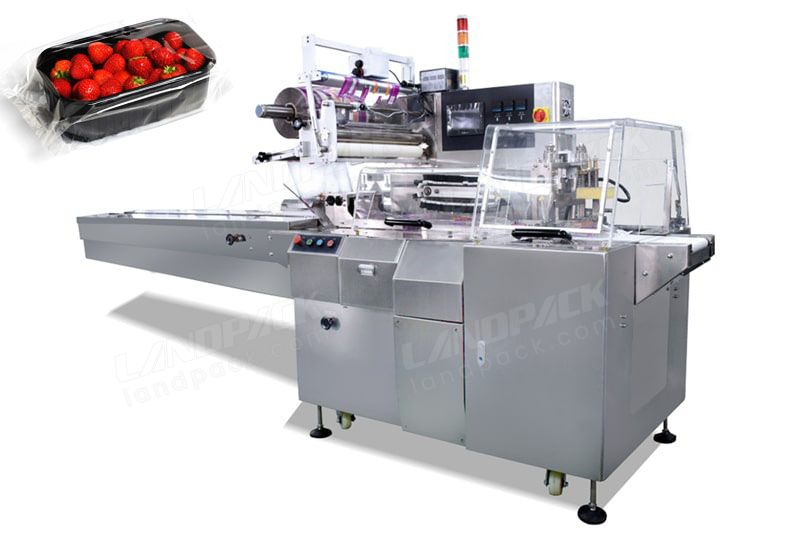 Recipocating pillow packing machine LP-450W/600W