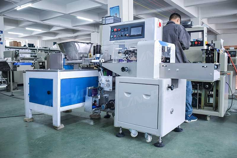 Clay Modeling Packing Machine