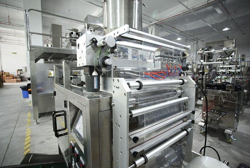 Multi-Lane Back Sealing Liquid Packing Machine.