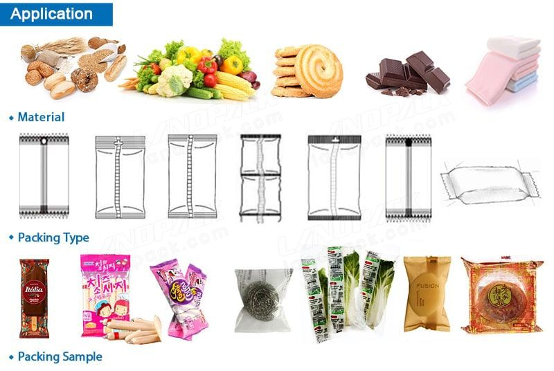 fruit packaging machine
