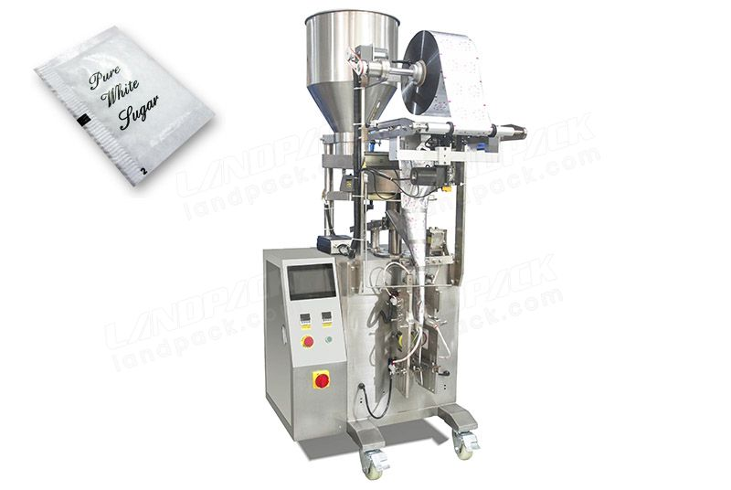 3 Sides Sachet Sugar/ Salt Sealing Packing Machine