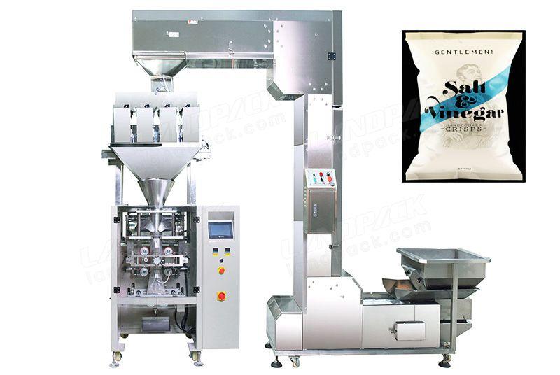 Big Pouch Sugar/ Salt Packing Machine (VFFS)