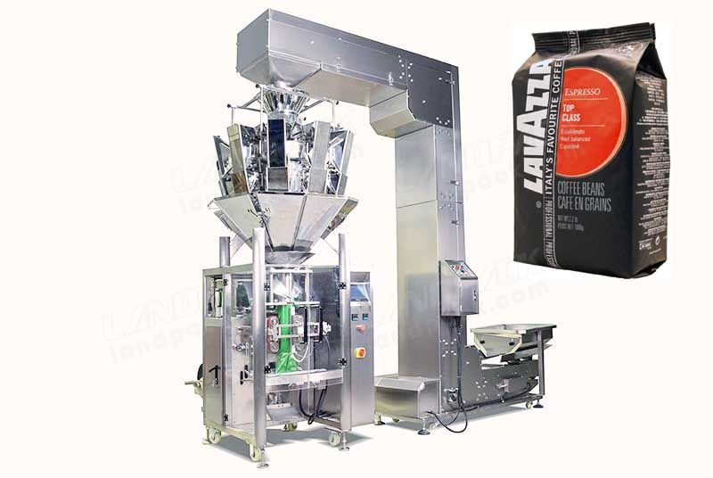 Multihead Weigher Coffee Beans Weighing and Packing Machine