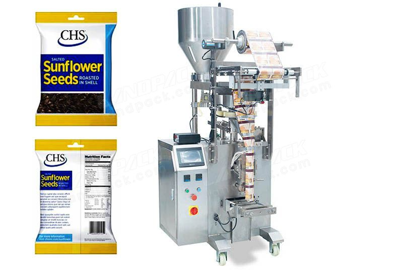 Automatic Seeds Packing Machine With Measuring Cups Equipment