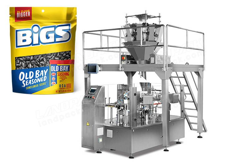 Premade Pouch Seeds Rotary Packing Machine/ Doypack Machine