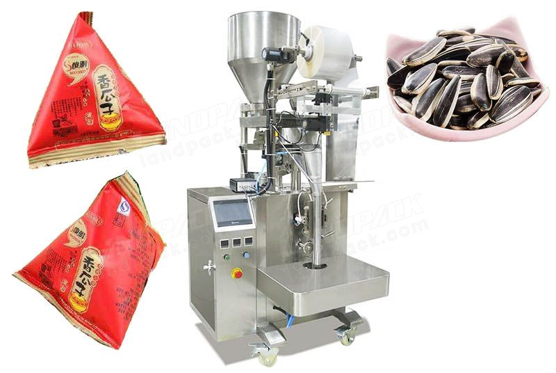 Various Seeds Pyramid Bag/ Triangle Bag Packing Machine