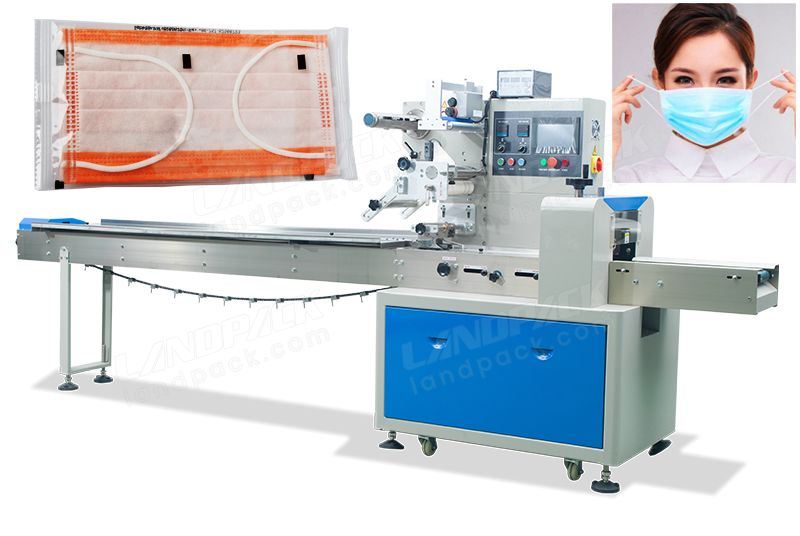 Automatic Disposable Medical Surgical Face Mask Packing Machine