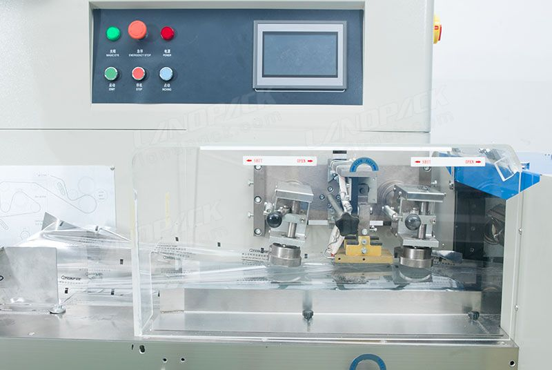 foshan mask production machine -packing