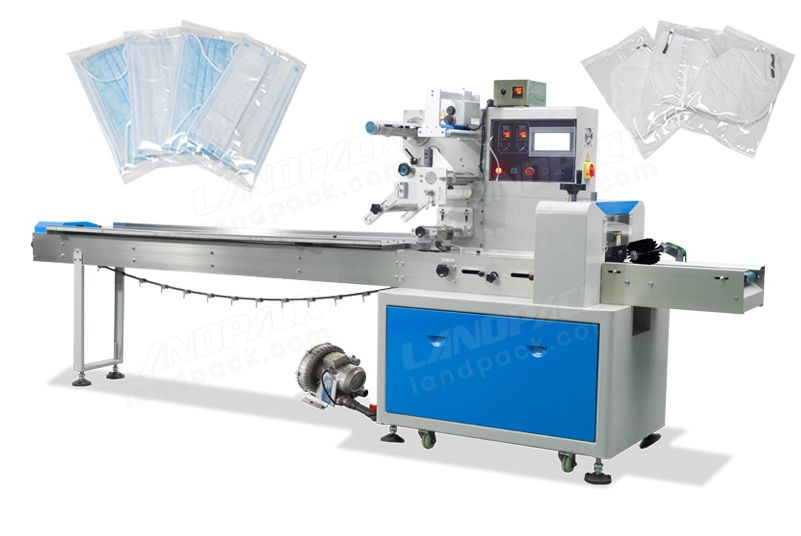 Automatic Vacuumize Surgical Mask Packaging Machine