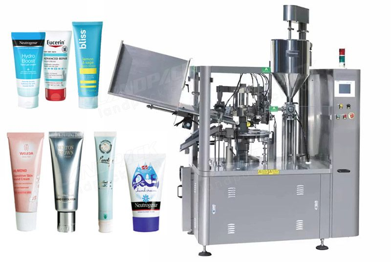 Automatic Tube Filling And Sealing Machine For Toothpaste/ Cosmetic/ Hand Cream etc.