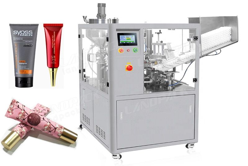 Auto Filling Machine Ultrasonic Plastic Tube Sealing Machine.