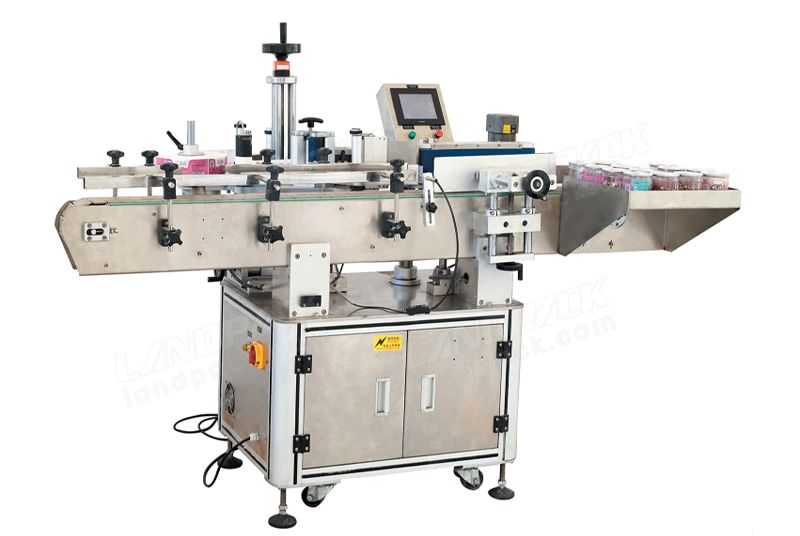 round bottle labeling machine manufacturers