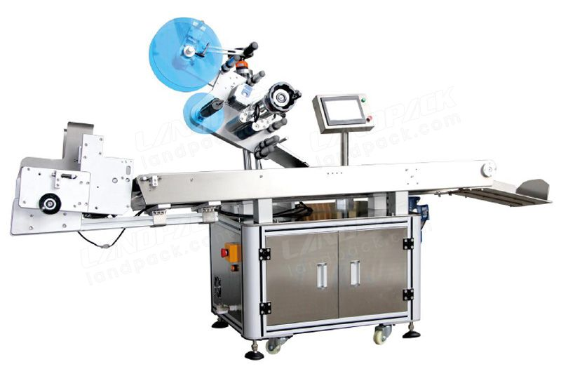 Fully Automatic Paging Plane Labeling Machine