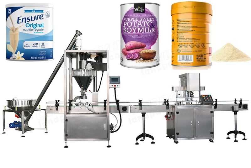 Automatic Milk Powder/ Nutritional Powder Filling Machine