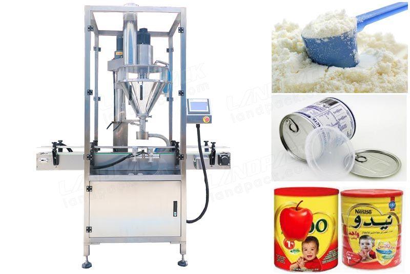 Automatic Dry Powder Sterile Powder Bottle Filling Machine