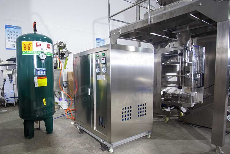 nitrogen packaging machine