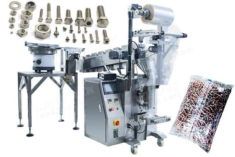 Automatic Nail/ Screw/ Bolt Counting Packing Machine