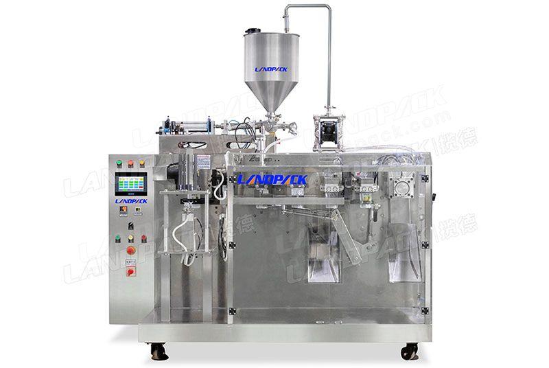 Horizontal Juice Doypack Hffs Packaging Machine